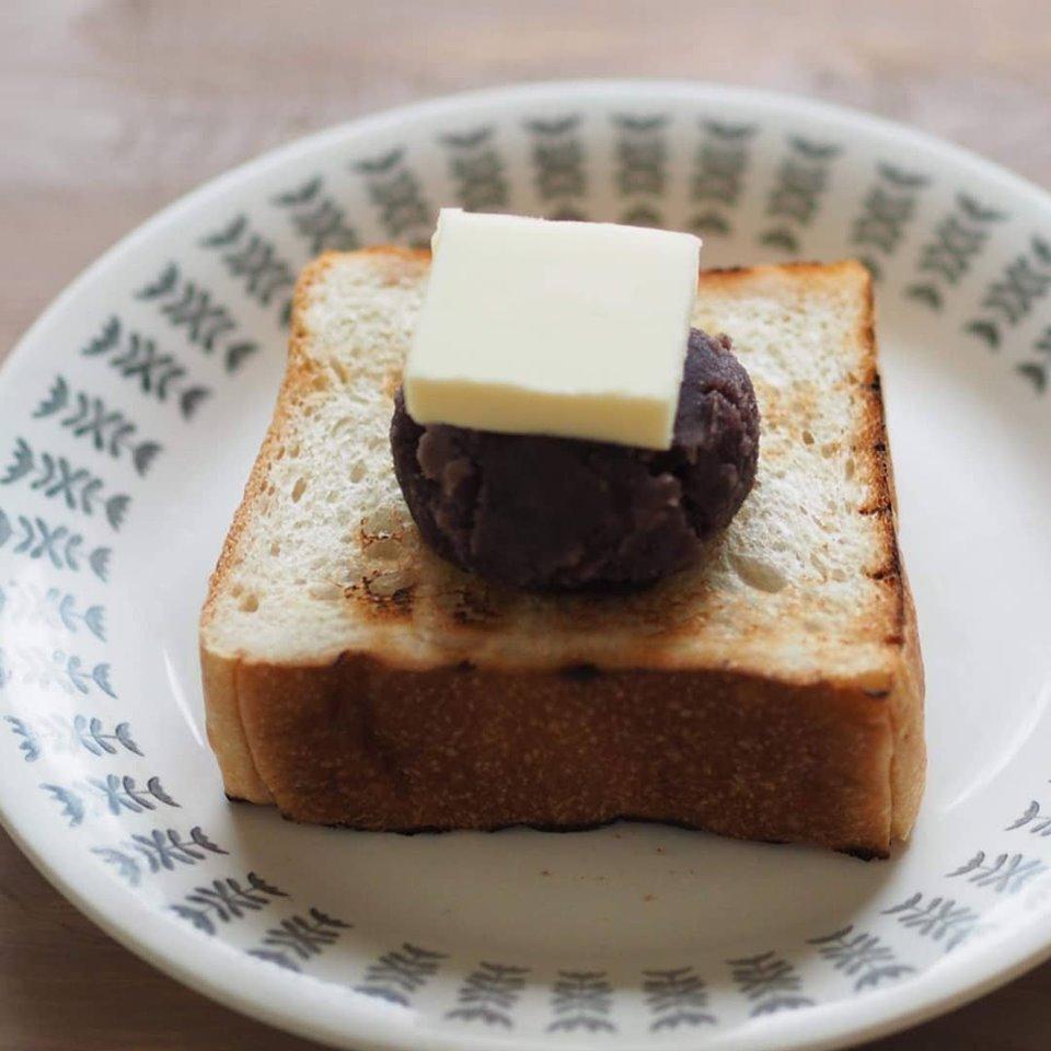 あんバター(限定10食)